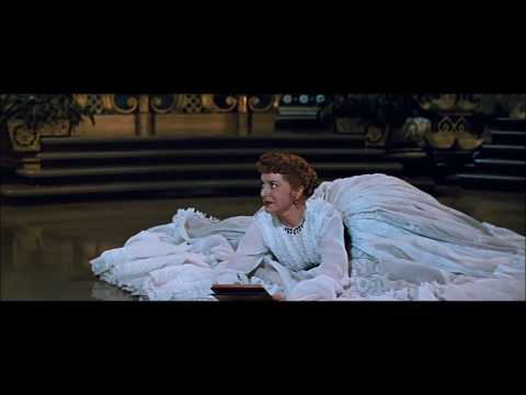The King And I (1956) - Anna's White Dress