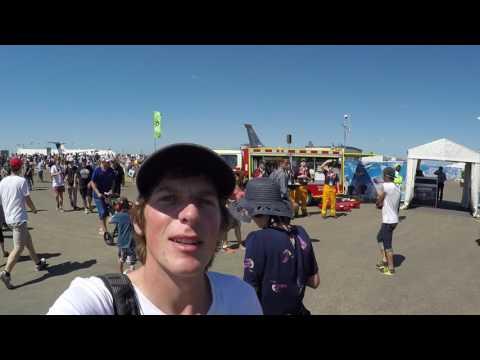 Boomerang attends Australia International Airshow 2017