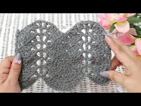 Learn How To Read A Pattern While Crocheting Along With Me