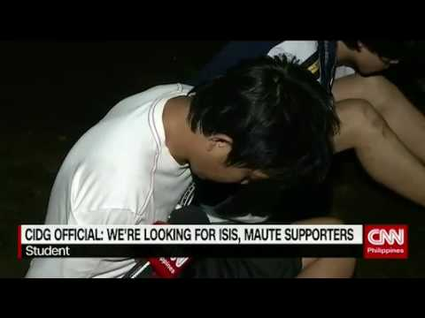 PNP: Raid Marawi University dorm