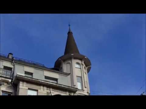 Киев ретроградный. Архитектура.