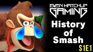 History of Smash - Donkey Kong - Episode 1