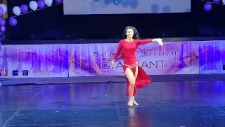 Gambar cover Анна Жданок - Шааби / DANCE FESTIVAL DIAMAND (Санкт - Петербург, 2019)