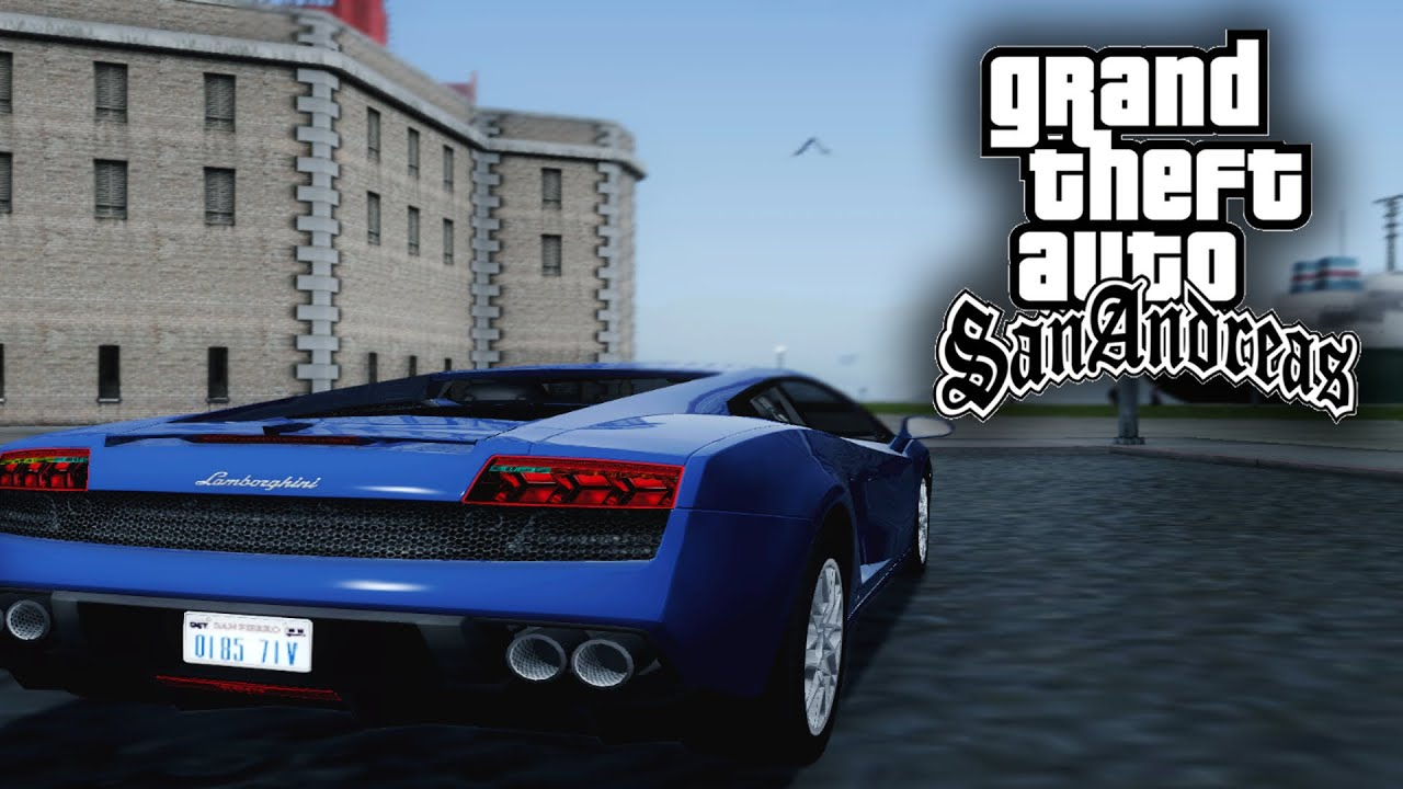 GTA San Andreas - Ultra Graphics Mod [HD]