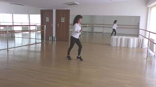 ankaradans Frankie Fever Line Dance