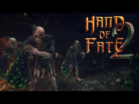 The Corruption Is Spreading | Hand Of Fate 2 (5)