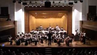 "Filharmonija mladih ""Borislav Pascan"" - Stevan Hristic- Ohridska legenda I svita - 03.flv"