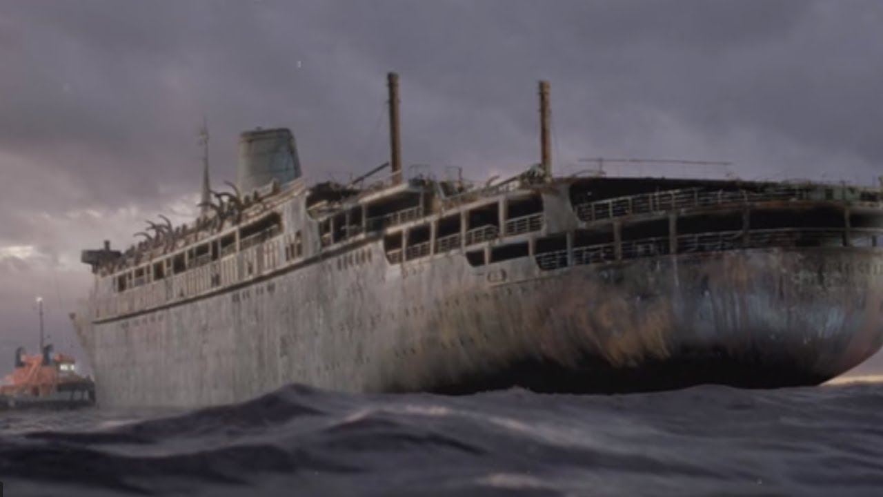 5 Ghost Ships Caught On Camera Spotted In Real Life
