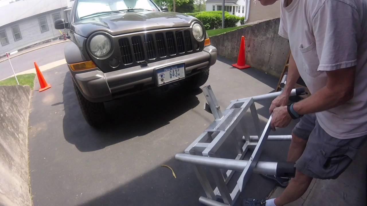 Jersey Cooler Rod Box Jeep Kj Youtube