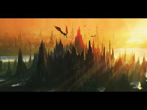 The Watchers, Revelation, Locusts with Iron Breastplates, Crowns & Human Heads, Derek P. Gilbert