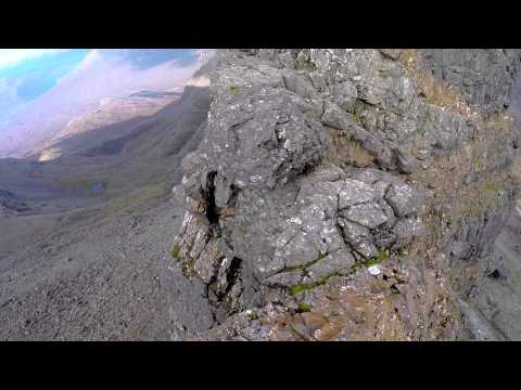 The Black Cuillin: One of the UK's Most Difficult Climbs
