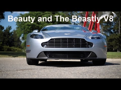 Aston Martin V8 Vantage S Review
