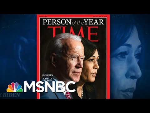 Joe Biden, Kamala Harris Are TIME's 2020 Person Of The Year | The 11th Hour | MSNBC