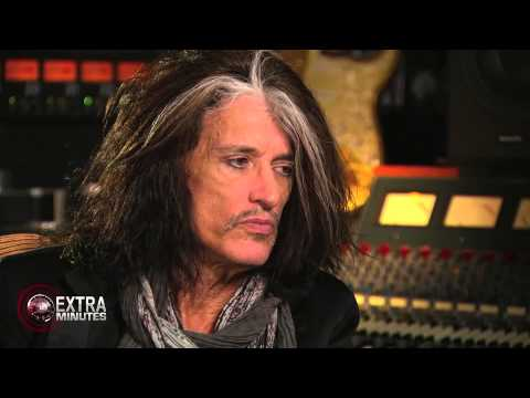 EXTRA MINUTES | AEROSMITH (Steven Tyler and Joe Perry on Wall This Way)