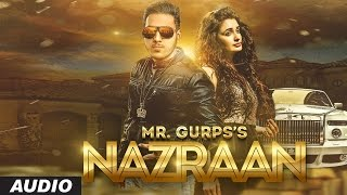 Download Hindi Video Songs - New Punjabi Songs 2016 | Nazraan | Mr Gurps | Yuvika Chaudhary | V Grooves | Latest Punjabi Songs