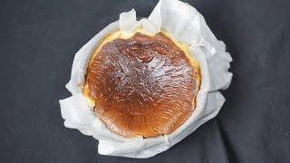반죽기겸용 거품기로 바스크 치즈 케익 만들기!