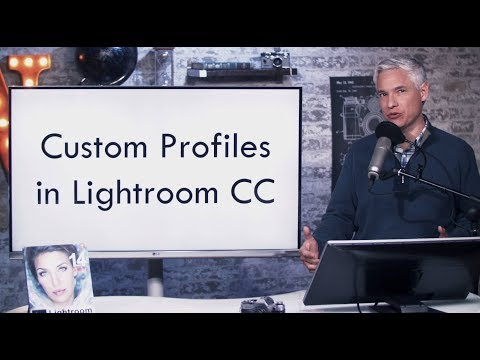 Lightroom Custom Profiles - LUTs for your photos!