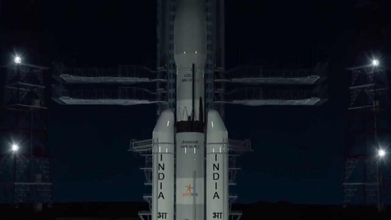ISRO-CHANDRAYAAN 2 (3D Animation)   by PIB INDIA   ISRO