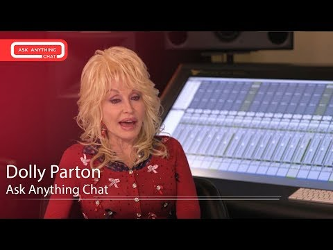Dolly Parton Tells Us Her Fairy Godmother Nickname & Her Fav Song From I Believe In You