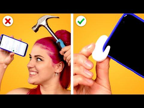 Organize! 12 Smart Household Hacks and DIY Organization Tips & Tricks