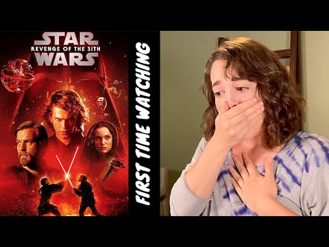 Reacting To Star Wars: Episode III - Revenge Of The Sith (FIRST TIME WATCHING!!)