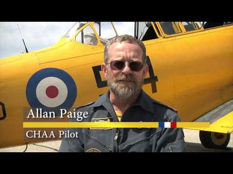 A True Classic. The North American Harvard and the Canadian Harvard Aircraft Association