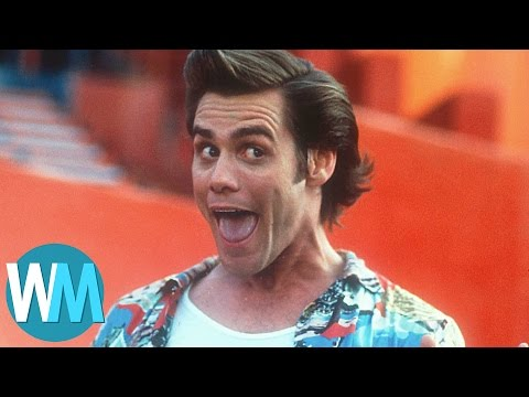 Top 10 Jim Carrey Performances