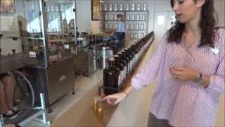 How Perfume is Made in Factory. France. FRAGONARD. Round the World Trip, 9