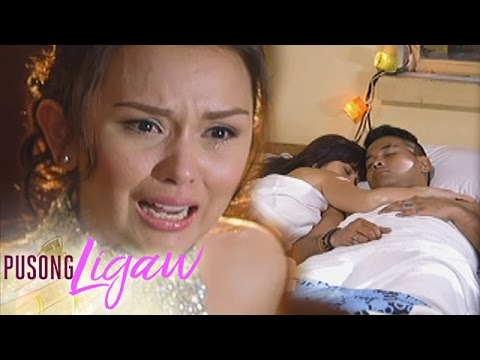 Pusong Ligaw: Tessa bursts as she sees Caloy and Marga in bed  EP 6