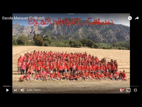 Escola Mansuet (Collbató): així ho fem, així ho expliquem!