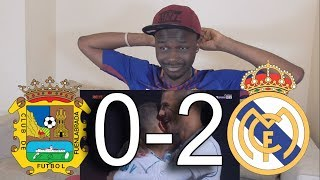 Barcelona Fan React To: Fuenlabrada vs Real Madrid 0-2 All Goals