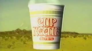 Cup O' Noodles Ad-  Giant Warthog (1992)