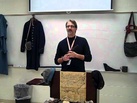 Civil War Speakers - Illinois History Class