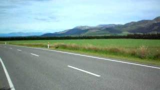 Beautiful Quiet New Zealand Road