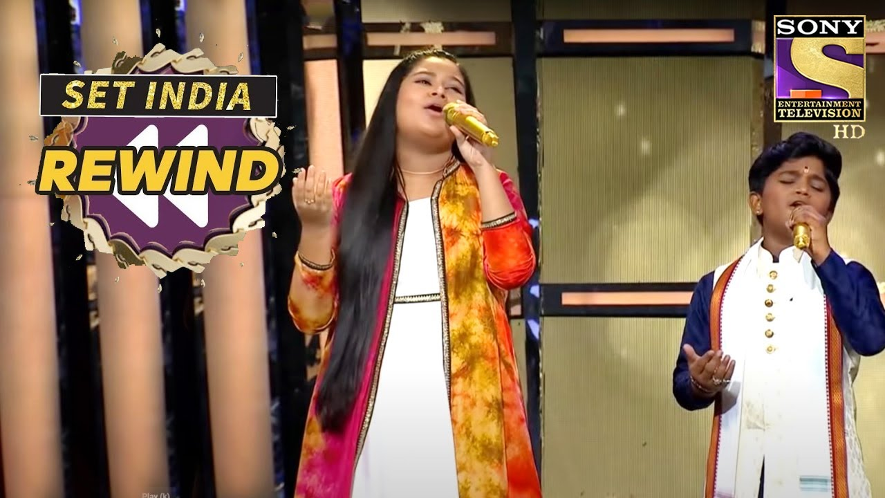Download Sneha और Mauli के Performance से सब हुए Emotional | Superstar Singer | SET India Rewind 2020