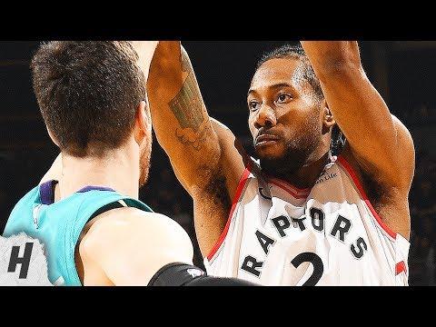 Charlotte Hornets vs Toronto Raptors - Full Game Highlights | March 24, 2019 | 2018-19 NBA Season