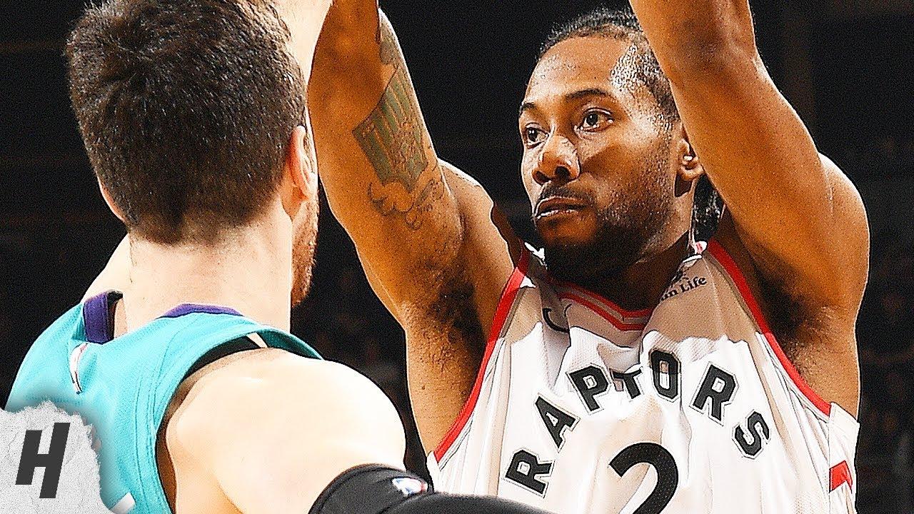 96778c3808b Charlotte Hornets vs Toronto Raptors - Full Game Highlights