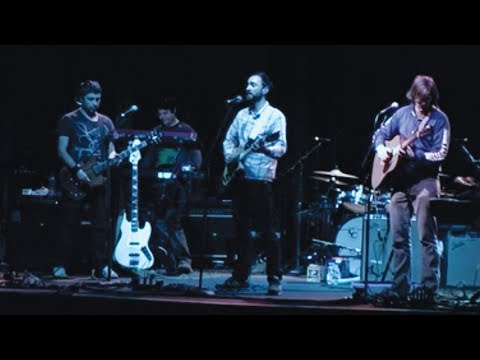 The Shins - A Comet Appears [Live at Crystal Ballroom]