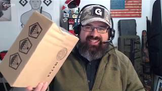 TacPack February 2019 Unboxing!
