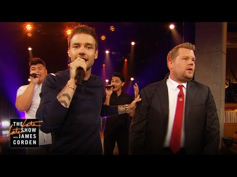 Boy Bands v Solo Artists RiffOff w Liam Payne