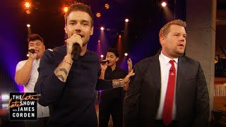 Boy Bands v Solo Artists Riff-Off w Liam Payne