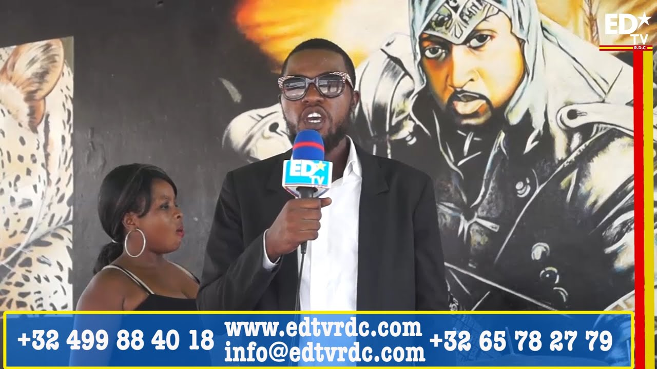 KIN MUSIC EN DIRECT DE LA ZAMBA PLAYA: LOBESO MPOTA REAGIT