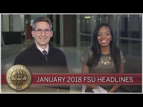 FSU Headlines: January 2018
