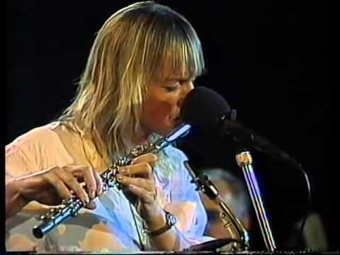 Barbara Thompson Close to the edge Jazz
