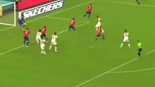 Fernando de Paul (Selección Chilena) vs Perú