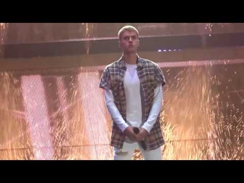 Justin Bieber- Mark My Words/Where Are Ü Now LIVE (Purpose Tour 2016)