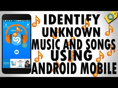 How To Identify Unknown Music And Songs Name in Android Mobile