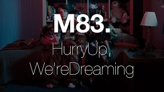 M83 - My Tears Are Becoming a Sea