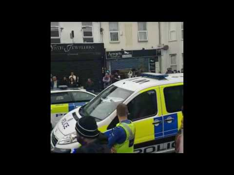 Wolverhampton Racist Attack