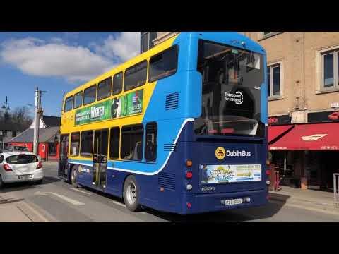 Buses in Dublin City and Swords, Co. Dublin (23-24 & 26/3/18)